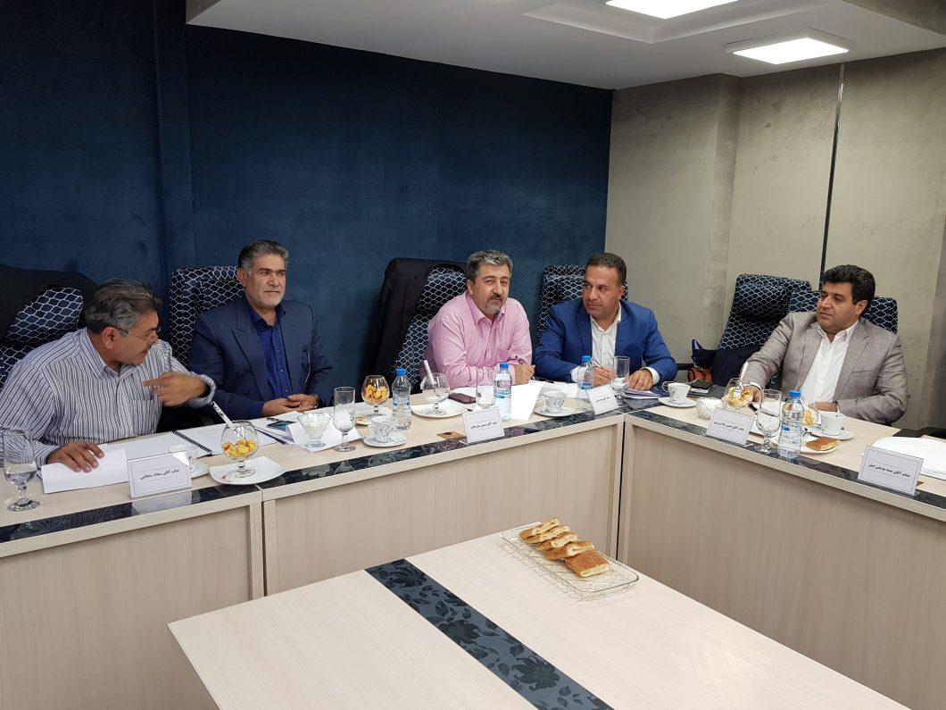 جلسه شورای مرکزی کانون های کارآفرینی کشور برگزار گردید